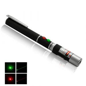 Emax groene rode duo laserpen